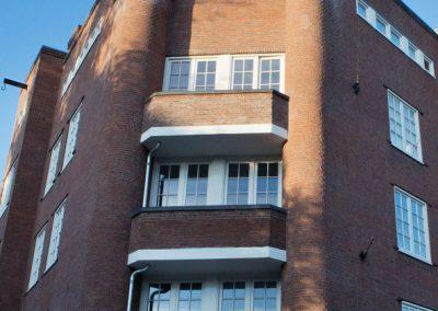 Ruysdaelstraat hoek Hobbemakade, Amsterdam